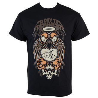 Herren T-Shirt  A Day To Remember - Owl - VICTORY - VT851-TS