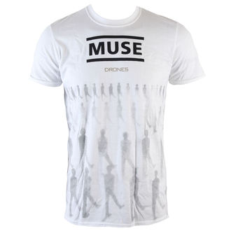 Herren T-Shirt Muse - Drones - LIVE NATION, LIVE NATION, Muse