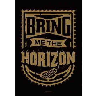 Fahne Bring Me The Horizon - Dynamite Shield - HFL1155