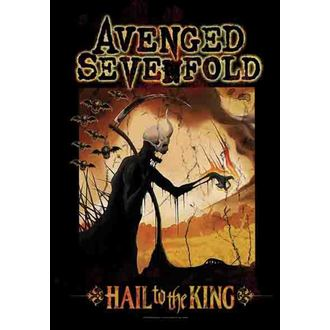 Fahne Avenged Sevenfold - Reaper, HEART ROCK, Avenged Sevenfold