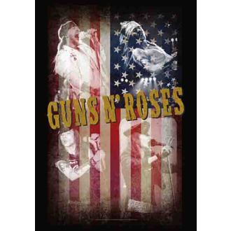 Fahne Guns N'Roses - Collage - HFL1139