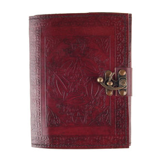 Notizblock Pentagram Leather Journal, NNM