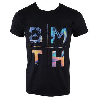 Herren T-Shirt  Bring Me The Horizon - Colours - ROCK OFF - BMTHTS34MB