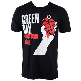 Herren T-Shirt  Green Day - American Idiot - ROCK OFF - GDTS12MB
