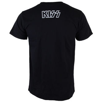 Herren T-Shirt  Kiss - Gene Face - LIVE NATION, LIVE NATION, Kiss