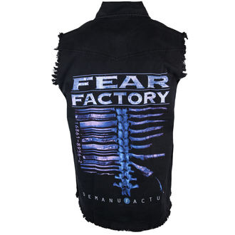 Herren Weste  Fear Factory - Demanufacture - RAZAMATAZ, RAZAMATAZ, Fear Factory