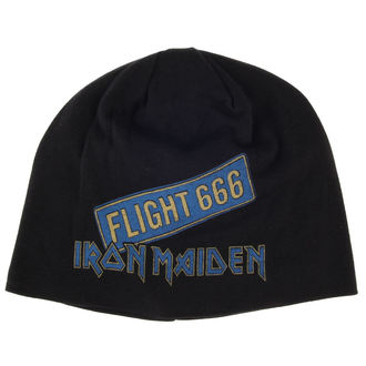 Strickbeanie  Iron Maiden - Flight 666 - RAZAMATAZ - JB065
