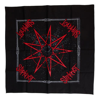 Schal Slipknot - Nine Pointed Star - RAZAMATAZ - B042