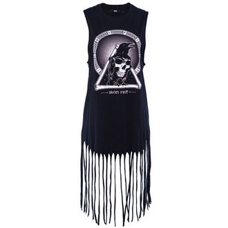 Frauenkleidung IRON FIST - Throne Fringe - Black - IF003672