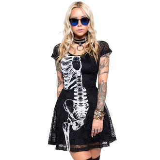Frauenkleidung IRON FIST - Wishbone Lace - Black - IF003675