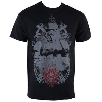 Herren T-Shirt  Star Wars - Galactic Empire - PLASTIC HEAD - PH8124