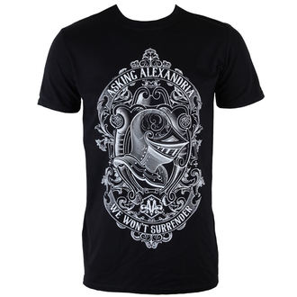 Herren T-Shirt  Asking Alexandria - We Won't Surrender - PLASTIC HEAD - PH9365