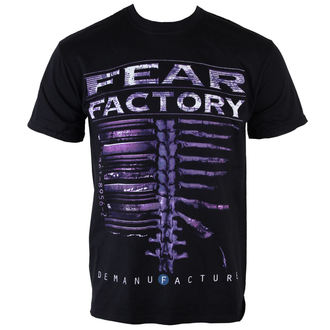 Herren T-Shirt  Fear Factory - Demanfacture - PLASTIC HEAD - PH9211