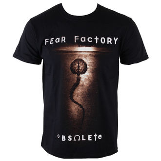 Herren T-Shirt  Fear Factory - Obsolete  - PLASTIC HEAD, PLASTIC HEAD, Fear Factory