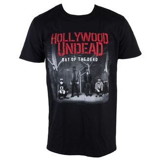 Herren T-Shirt  Hollywood Undead - Day Of The Dead - PLASTIC HEAD - PH9216