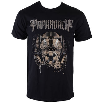 Herren T-Shirt  Papa Roach - Face Maske - PLASTIC HEAD - PH9001