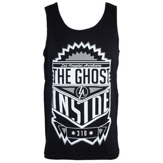 Tank Top/ Herren Unterhemd The Ghost Inside - 310 Kings - Black - KINGS ROAD - 50266