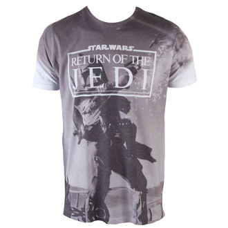 Herren T-Shirt  Star Wars - Return Of The Jedi (Dey Sub) - PLASTIC HEAD - PH8986