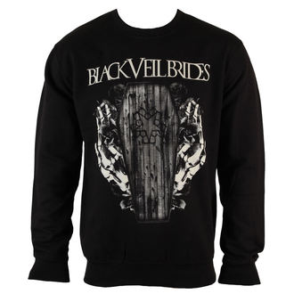 Herren Hoodie  Black Veil Brides - Deaths Grip - PLASTIC HEAD - PH9035