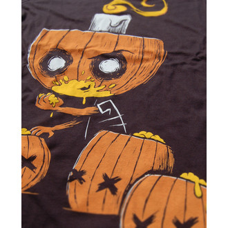 Damen T-Shirt  Akumu Ink - Pumpkin Patch - 7TW05
