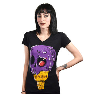 Damen T-Shirt  Akumu Ink - Ice Scream, Akumu Ink