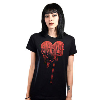 Damen T-Shirt  Akumu Ink - Bleeding Heart, Akumu Ink