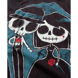 Damen T-Shirt  Akumu Ink - Til Death Do Us Part Scoop, Akumu Ink