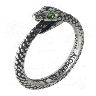 Ring ALCHEMY GOTHIC - The Sophia Serpent - R206