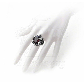 Ring ALCHEMY GOTHIC - Shadow Of Death - R105