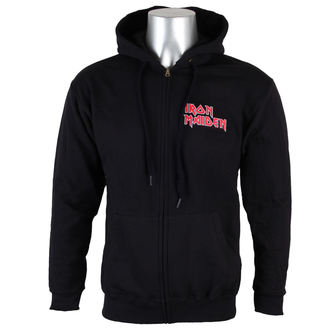 Herren Hoodie  Iron Maiden - No Prayer - ROCK OFF - IMHOOD04MB