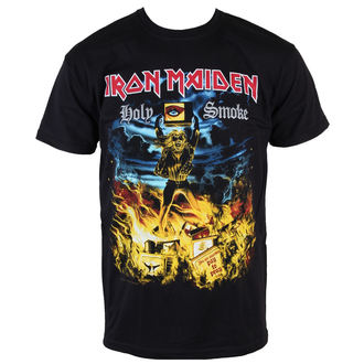 Herren T-Shirt Iron Maiden - Holy Smoke - ROCK OFF - IMTEE46MB