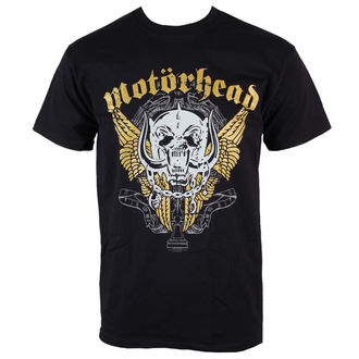 Herren T-Shirt Motörhead - Wings - ROCK OFF - MHEADTEE33MB