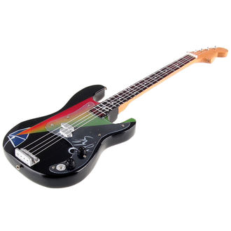 Gitarre Pink Floyd - Roger Waters - Bass DSOM Tribute - Black, Pink Floyd