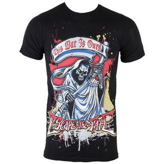Herren T-Shirt  Escape The Fate - Chrome Reaper - BRAVADO - ETF1001