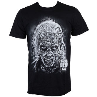 Herren T-Shirt The Walking Dead - scheußlich Walker - Black - INDIEGO - Indie0396