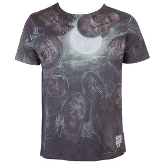 Herren T-Shirt The Walking Dead - Sublimation Over You - White - IDIEGO, INDIEGO