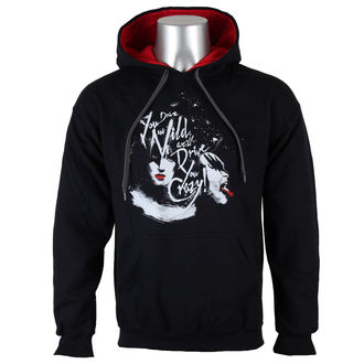 Männer Hoodie KISS - You drive us wild... - BLK - LOW FREQUENCY - KIHO05007