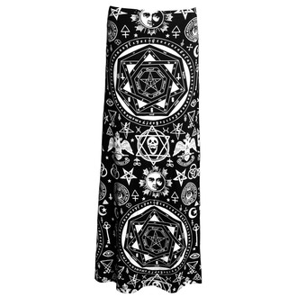 Rock Damen KILLSTAR - Occult Maxi - Black - KIL086
