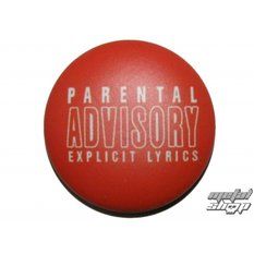 Button klein  - Parental  Advisory Explicit Lyrics 22 (005)