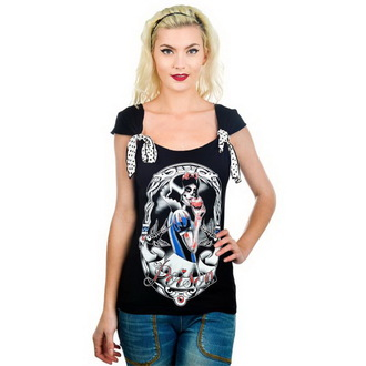 Damen Shirt TOO FAST - Shock - Poison Snow - TOO006