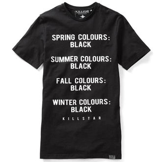 T-Shirt (Unisex) KILLSTAR - Season - Black - KIL222