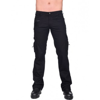 Männer Hose BLACK PISTOL - Combat Pants Denim - (Black) - B-1-60-001-00