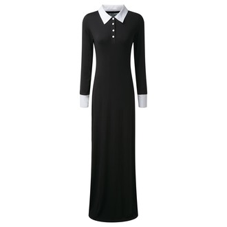 Damen Kleid KILLSTAR - Cemetery - Black - KIL118