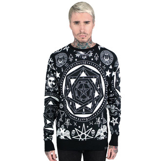 Hoodie (Unisex) KILLSTAR - Occult - Black - KIL004