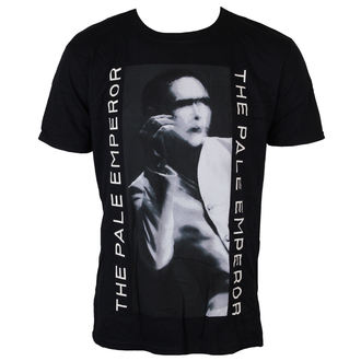 T-Shirt Marilyn Manson - The Pale Emperor - ROCK OFF - MMTS06MB