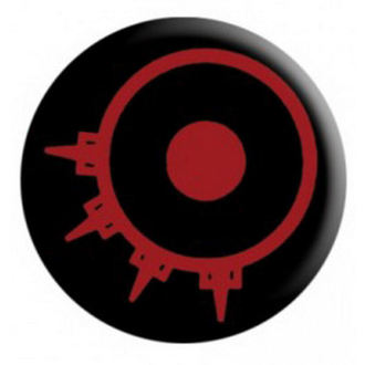 Button Arch Enemy - Logo - JSR - AEN608