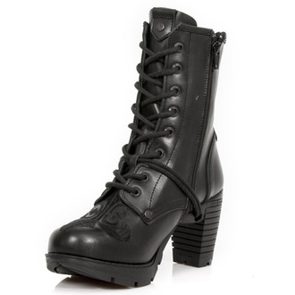 Schuhe NEW ROCK - TRAIL NEGRO Oxide MILI