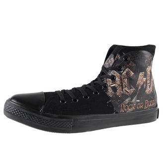 Schuhe AC/DC - Rock Or Bust - Black - F.B.I.. - 4510242
