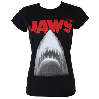 Damen T-Shirt Jaws - Poster - Black - HYBRIS - UV-5-JAWS002-H61-4