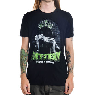 Herren T-Shirt TOO FAST - Monster Sideshow - HTS-T-MSHOW